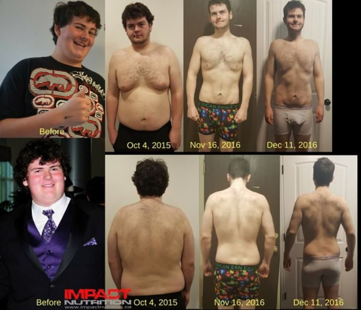Graham Konopski's Amazing Transformation!