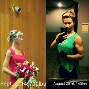 Tracy Bartel – Battled and Fully Recovered from an Eating Disorder
