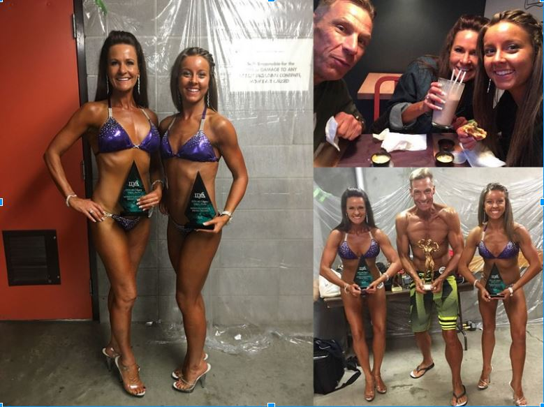 Bonnie Bedore, Phil Cheshire and Christina Pitre take being a fit family to the next level!
