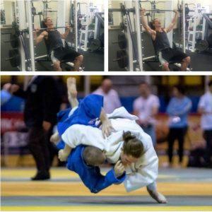 Brayden Grenier – Keeping in shape for judo
