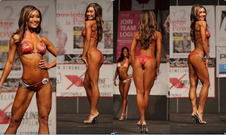 Leah Moser – 2012 ABBA Southerns Bikini Tall Winner and 2x CBBF National Level Athlete