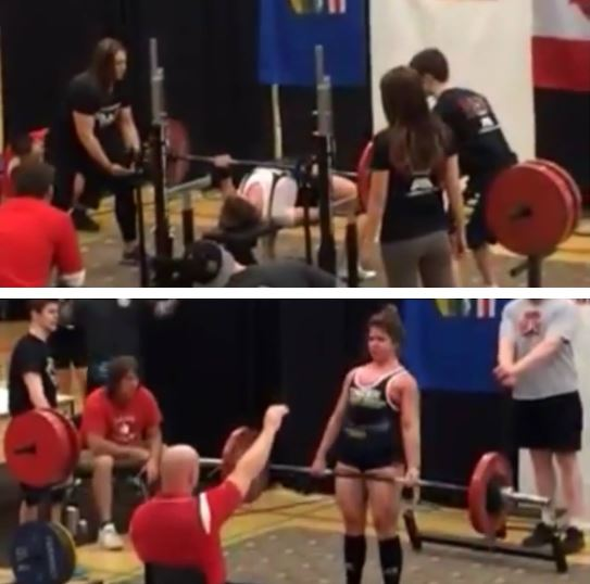 Meghan Trebilco – Gets Her Nutrition Dialed in and Hits 2 Powerlifting National Records In Her Federation, In Her Age and Weight Class!