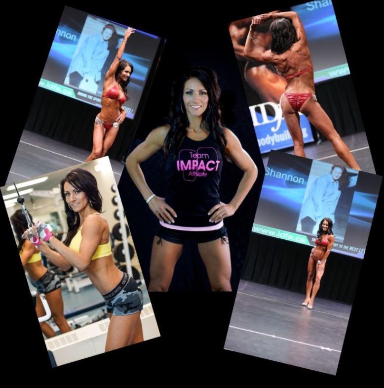 Shannon Heninger – #fitmom of 4 – Transformation Challenge Winner